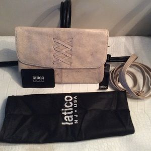 Handbags - Latico leather Crossbody